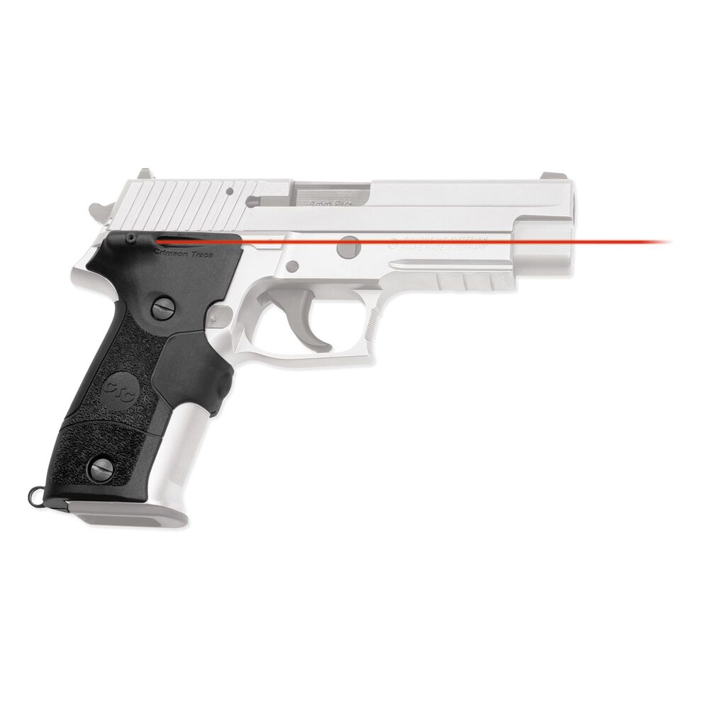 LG-426M MIL-STD Front Activation Lasergrips® for Sig Sauer P226