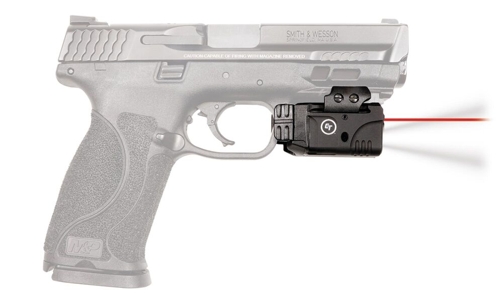 CMR-205 Rail Master® Pro Universal Red Laser Sight & Tactical Light