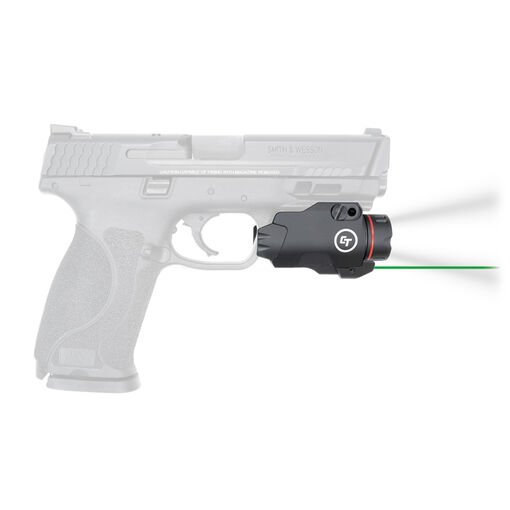CMR-207G Rail Master® Pro Universal Green Laser Sight & Tactical Light