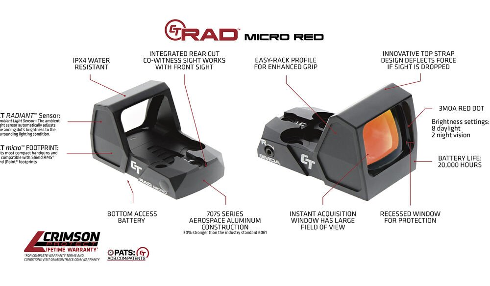 CT RAD™ MICRO (Red)