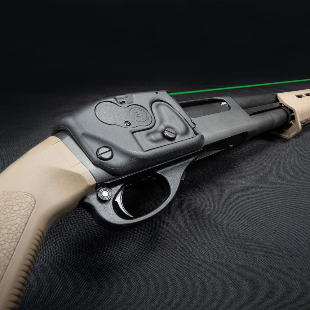 LS-870G Lasersaddle™ Green Laser Sight for Remington® 870 & Tac-14 12 Gauge Shotguns