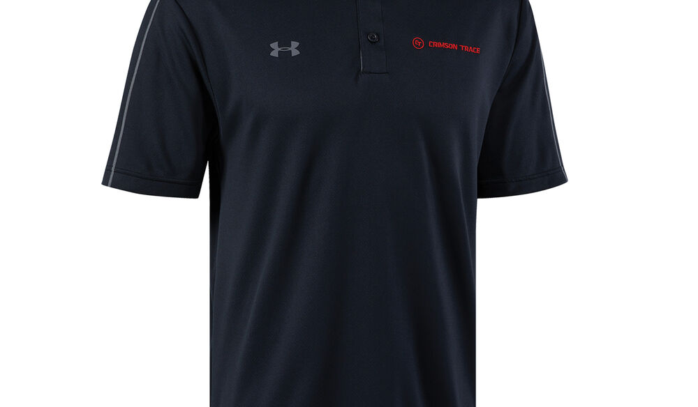 Crimson Trace® Premium Men's Polo Shirt by Under Armour®