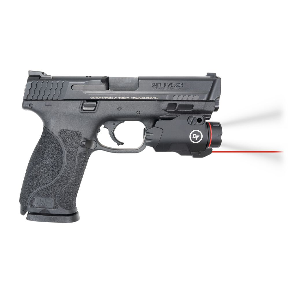 CMR-207 Rail Master® Pro Universal Red Laser Sight & Tactical Light