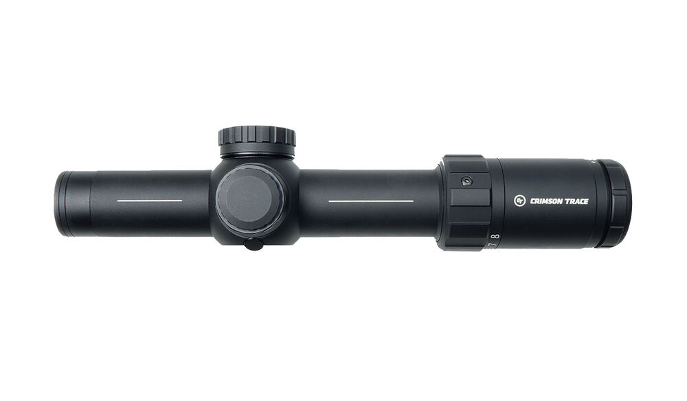 CTL-5108 5-Series Tactical Riflescope 1-8x28mm MIL/MIL FFP