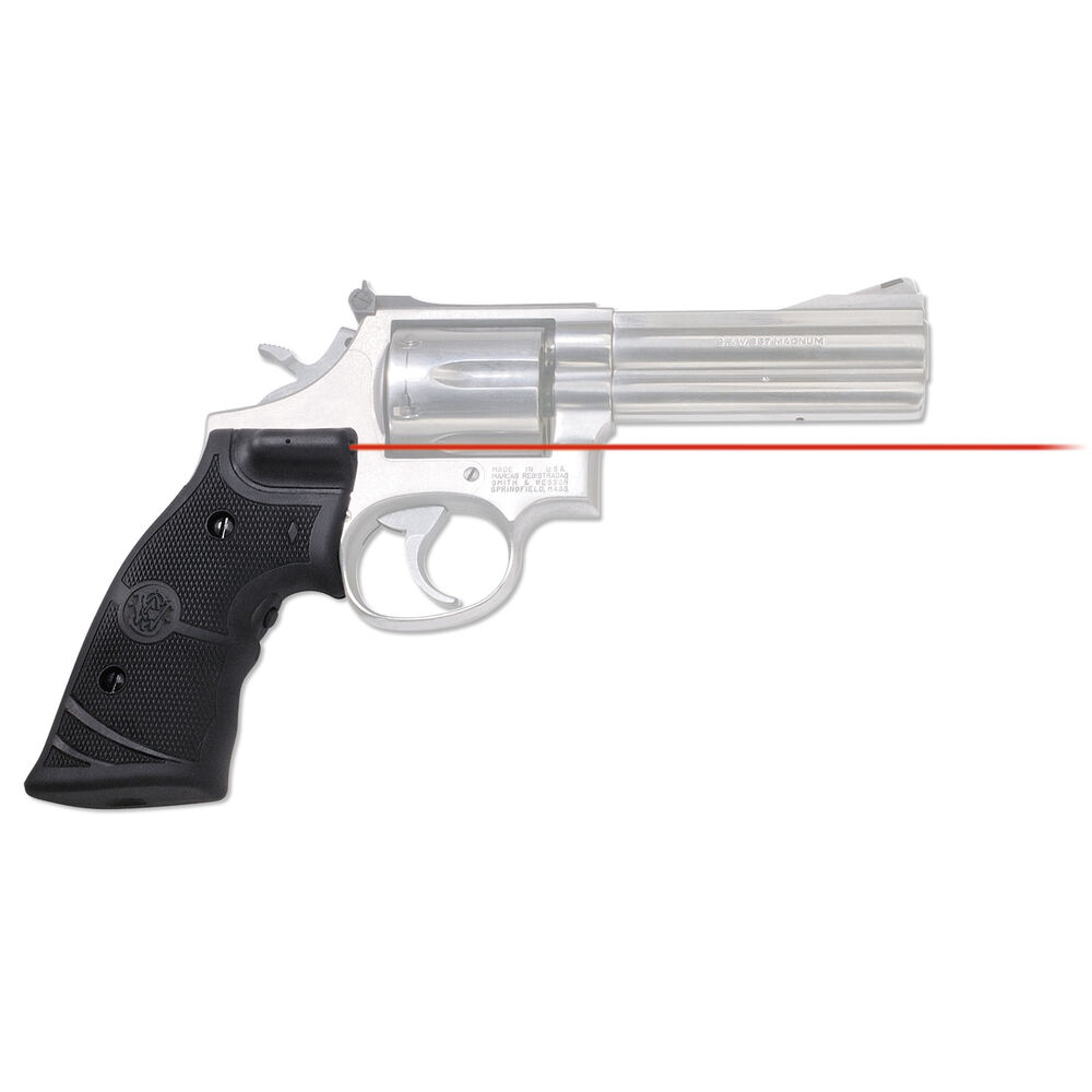 LG-314 Lasergrips® for Smith & Wesson N Frame Round Butt