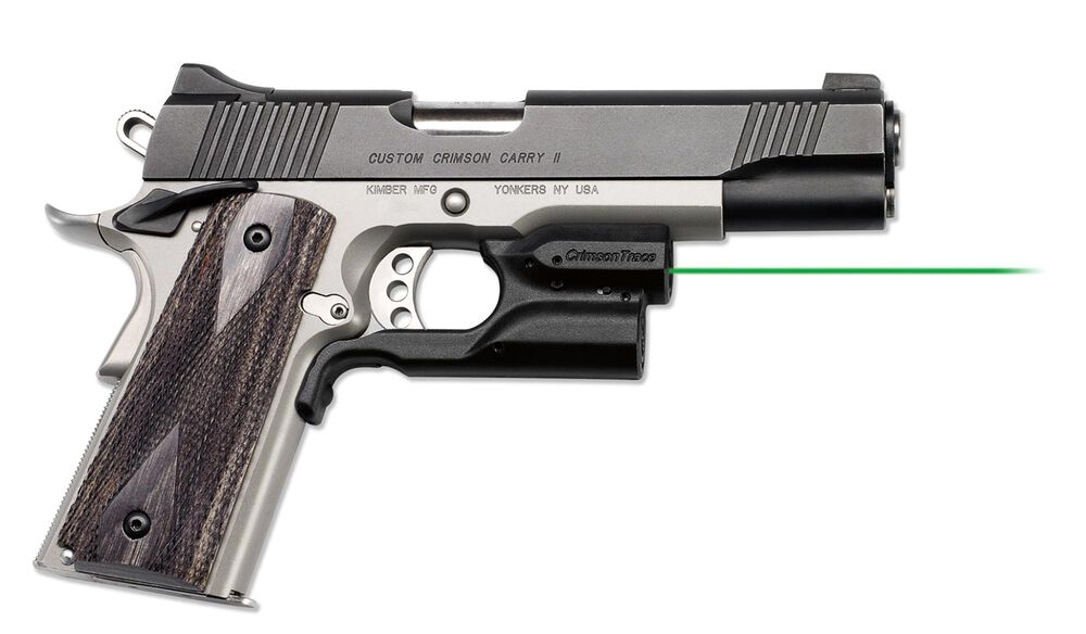 LG-451 Laserguard® Green Laser Sight for 1911 Full-Size & Compact [DISCONTINUED]