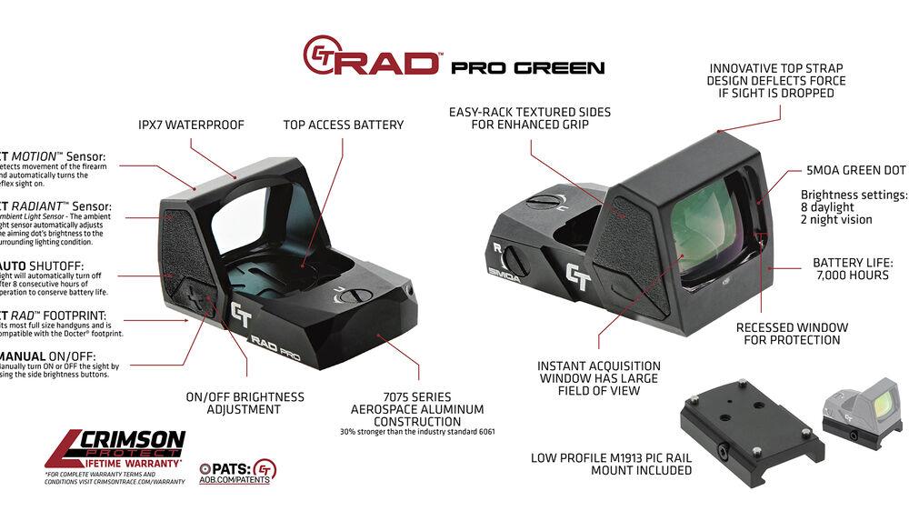 CT RAD™ PRO (green)