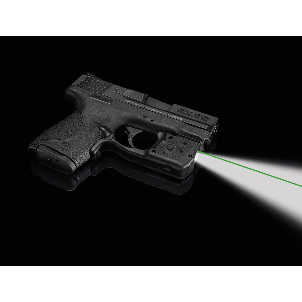 LL-801G Green Laserguard® Pro™ for Smith & Wesson M&P® Shield™ and M&P Shield M2.0™ (9/40)