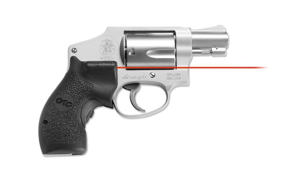 LG-105 Lasergrips® for Smith & Wesson J-Frame Round Butt (Polymer Grip)