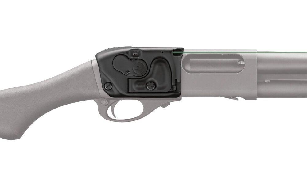 LS-870G Lasersaddle™ Green Laser Sight for Remington® 870 & Tac-14 12 Gauge Shotguns