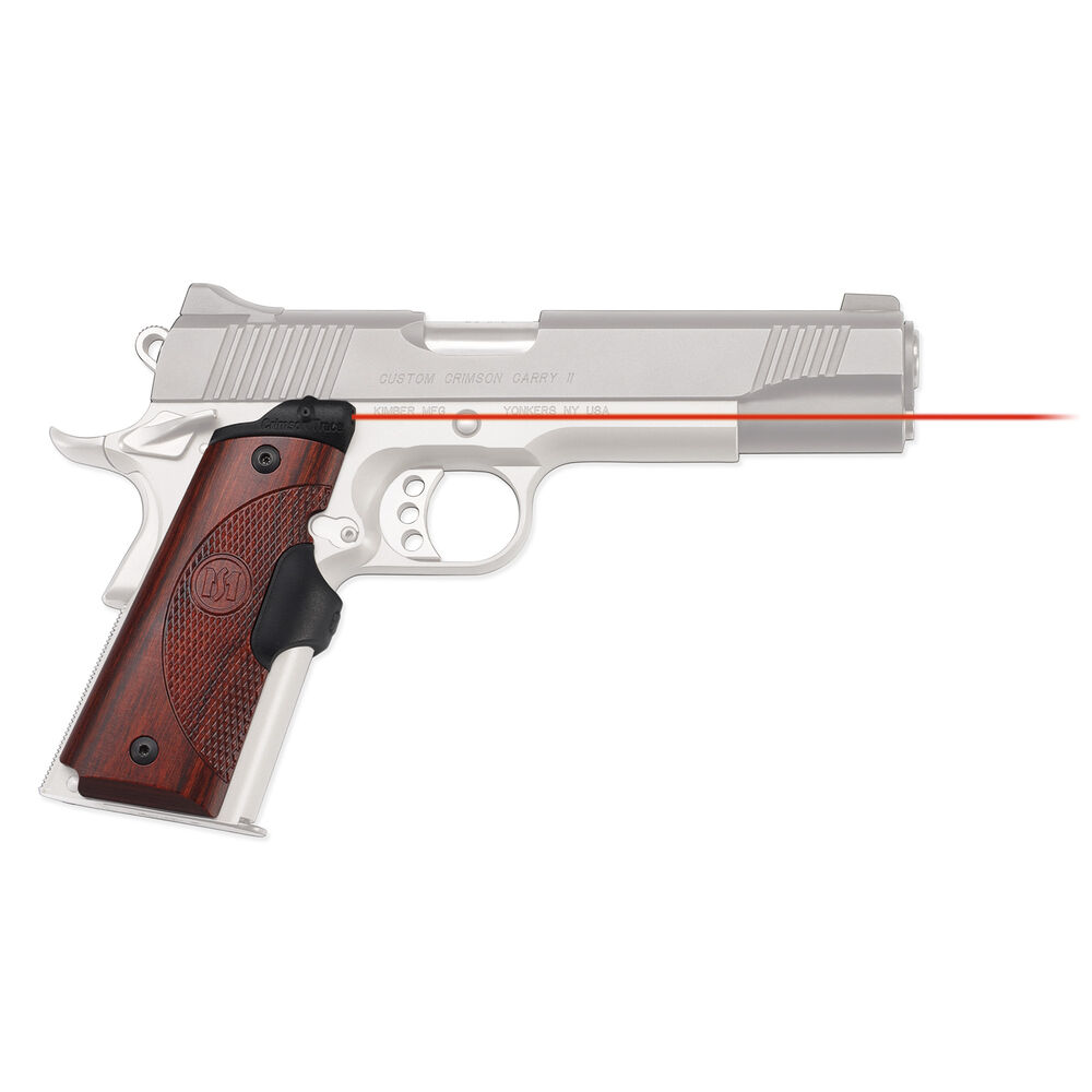 LG-901 Master Series™ Lasergrips® Rosewood for 1911 Full-Size