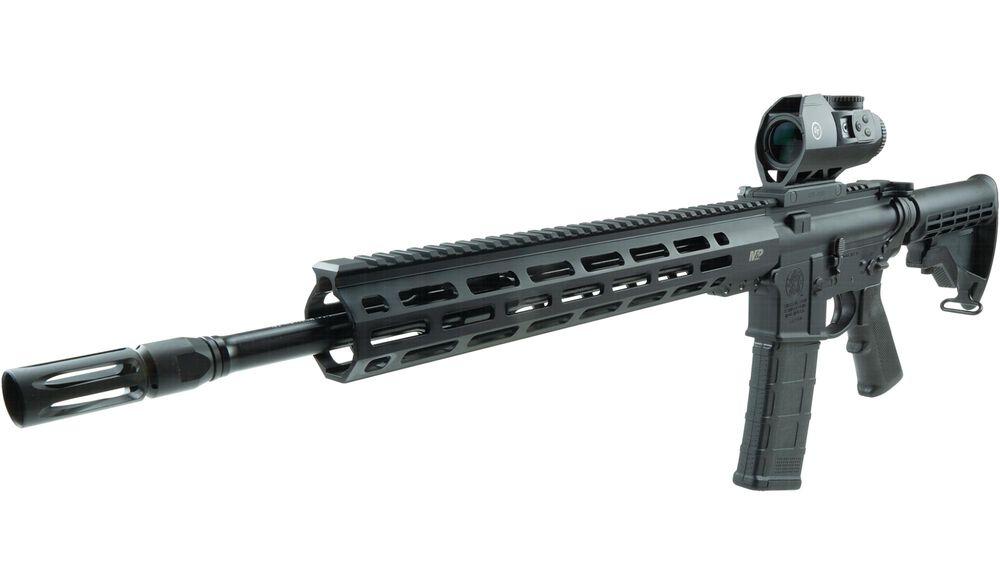 CTS-1100 Illuminated 3.5x Battlesight
