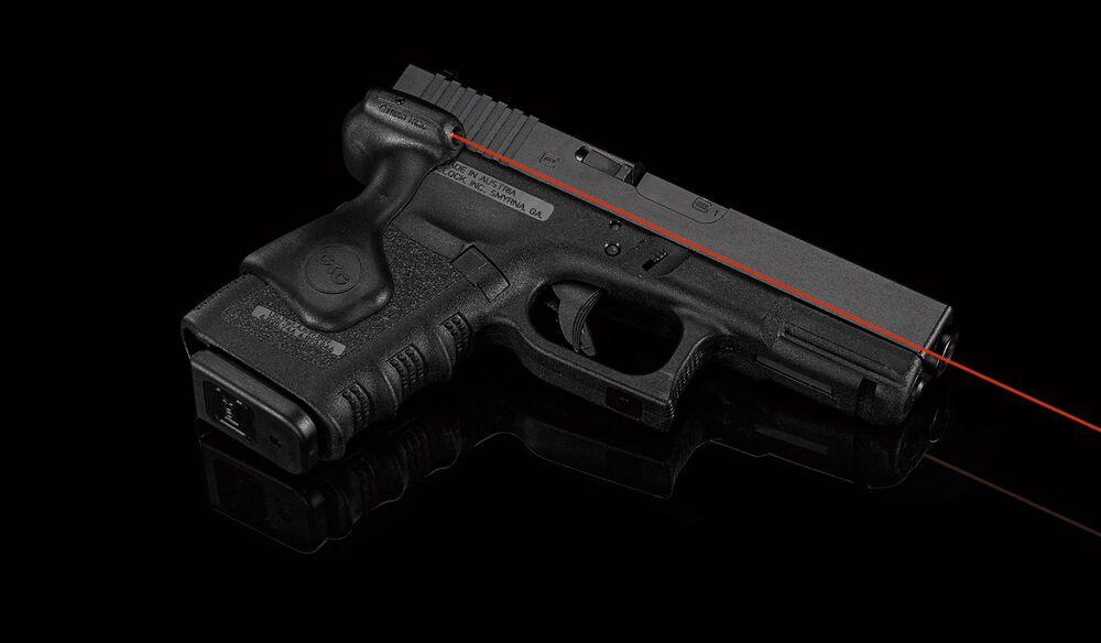 LG-639 Lasergrips® for GLOCK Gen3, Gen4 & Gen5 Compact