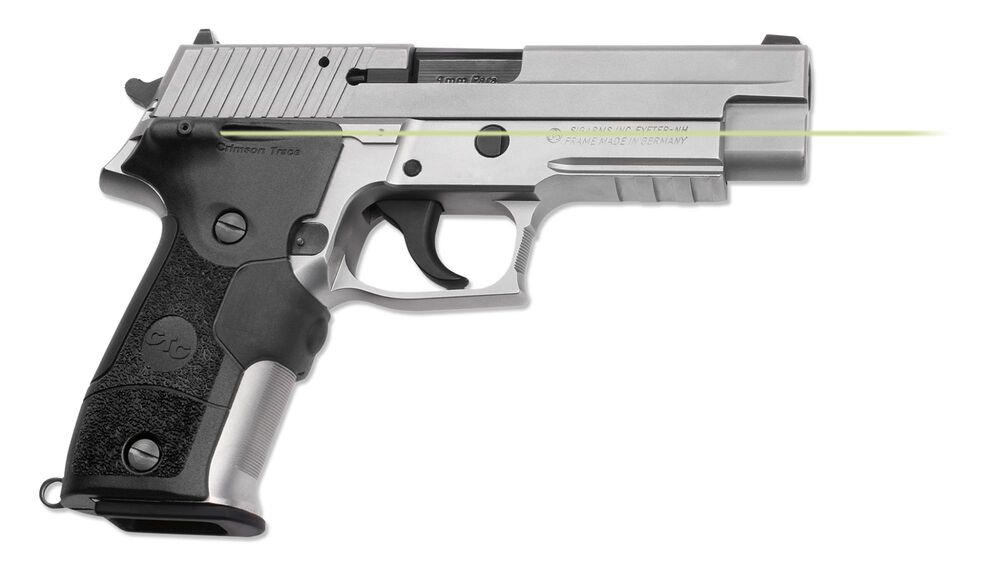 LG-426M IR MIL-STD Infrared Front Activation Lasergrips® for Sig Sauer P226 [DISCONTINUED]