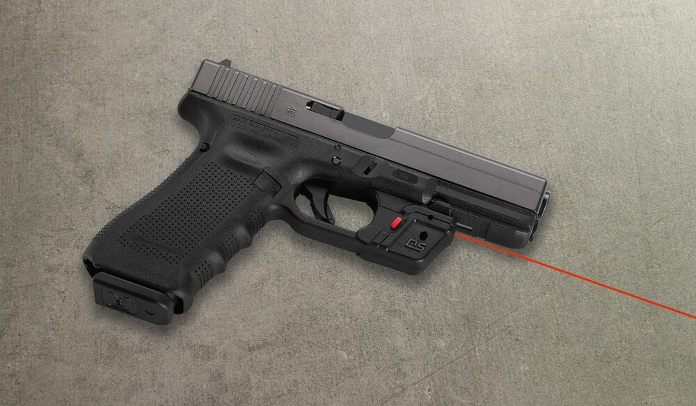 DS-121 Defender Series™ Accu-Guard™ Laser Sight for GLOCK Full-Size & Compact