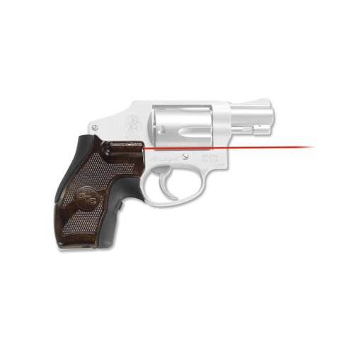 LG-405 P20 Pro-Custom™ Lasergrips® Chestnut for Smith & Wesson J-Frame Round Butt [DISCONTINUED]