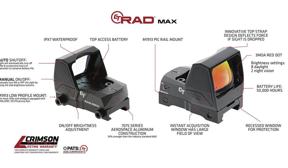 CT RAD™ Max