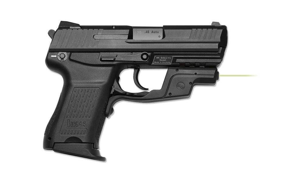 LG-645 IR Infrared Laserguard® for Heckler & Koch 45 Compact (HK45C) [DISCONTINUED]