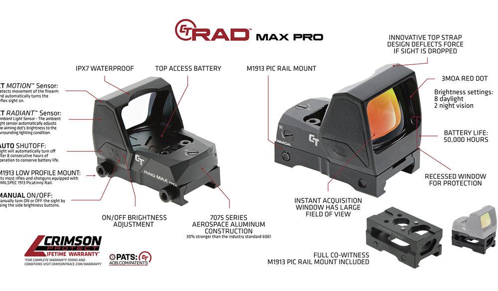 CT RAD™ Max Pro