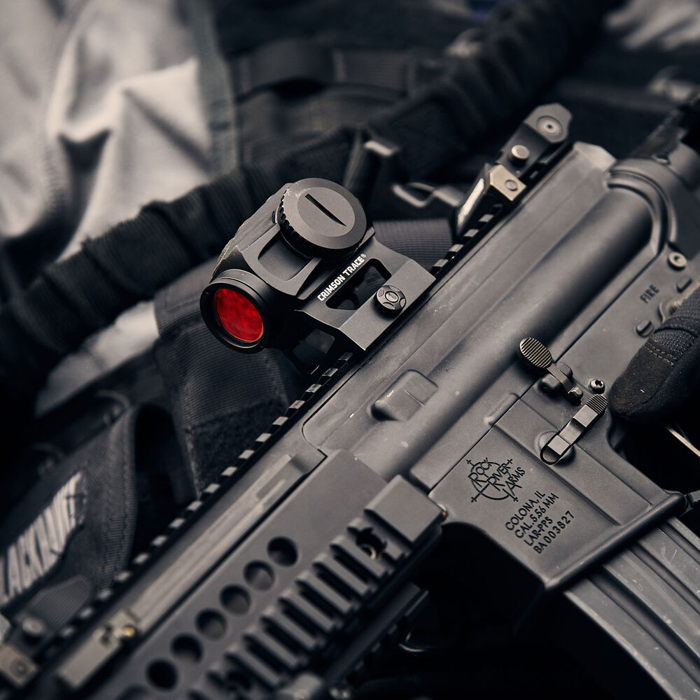 CTS-1000 Compact Tactical Red Dot Sight for Rifles [2.0 MOA]