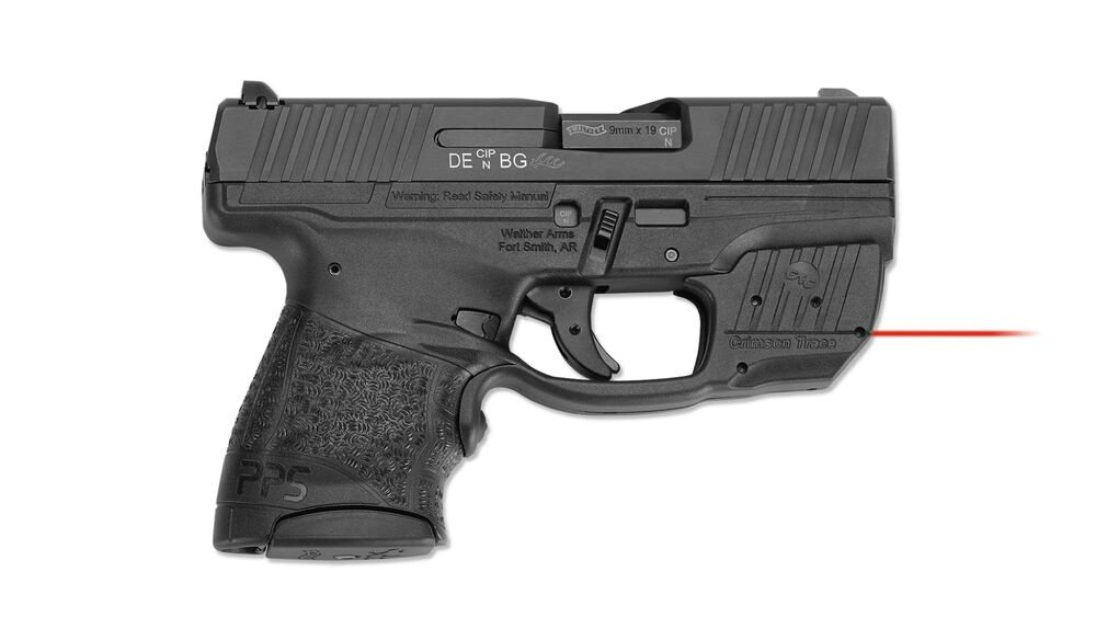 LG-482 Laserguard® for Walther PPS M2