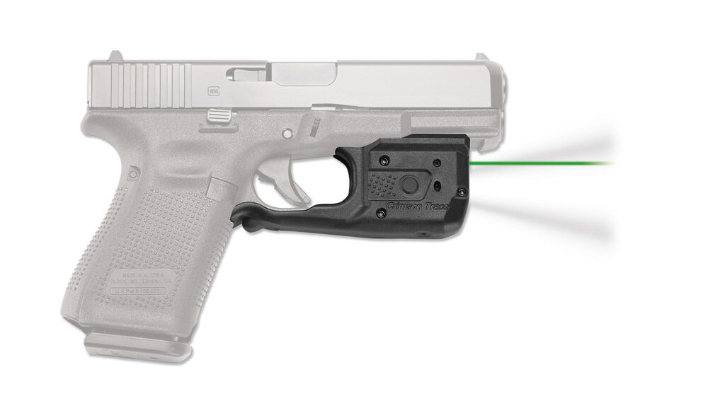LL-807G Green Laserguard® Pro for GLOCK® Full-Size & Compact