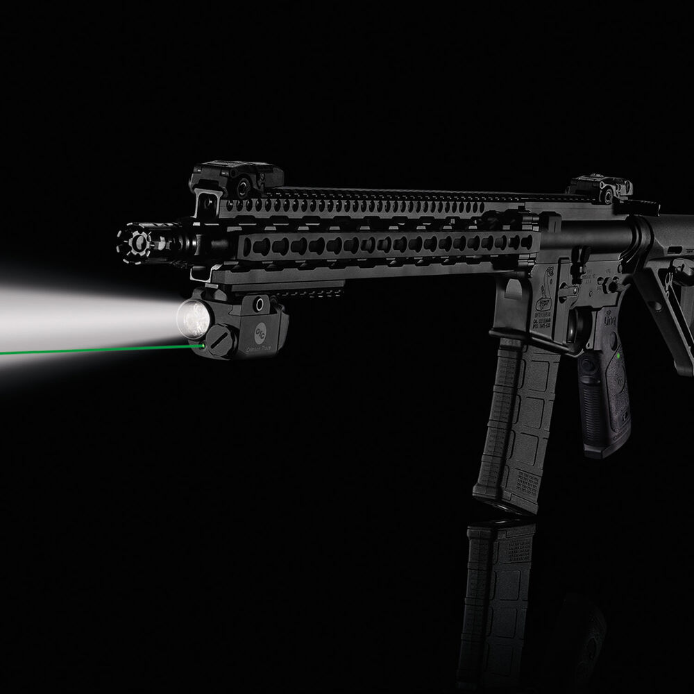 LNQ-100G LiNQ™ Wireless Green Laser Sight & Tactical Light for AR-Type Rifles