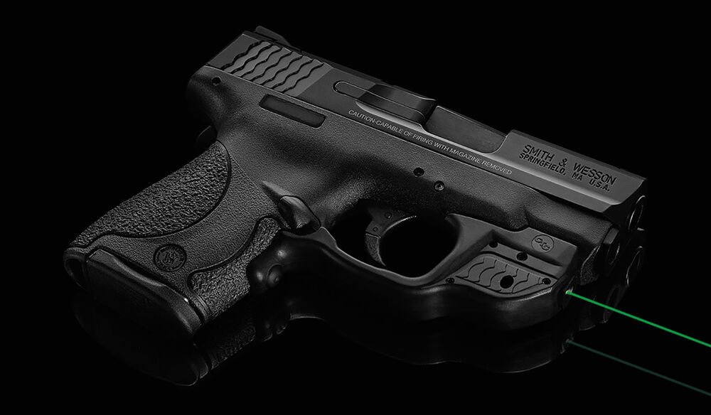 LG-489G Green Laserguard® for Smith & Wesson M&P® Shield™ and M&P Shield M2.0™ (9/40)