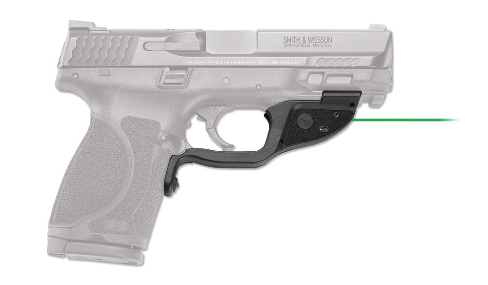 LG-362G Green Laserguard® for Smith & Wesson M&P M2.0 Full-Size & Compact