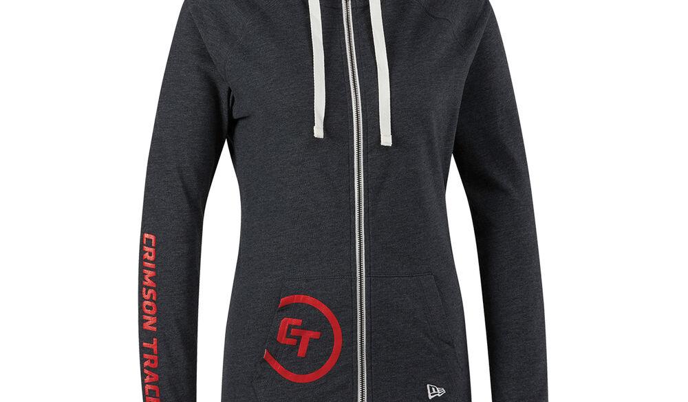 Crimson Trace® Women's Tri-Blend Fleece Full-Zip Hoodie