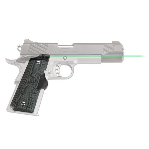 LG-910G Green Master Series™ Lasergrips® G10 Green for 1911 Full-Size