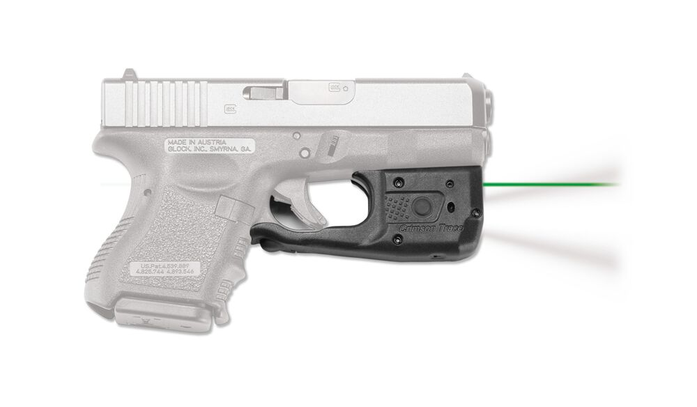 LL-810G Green Laserguard® Pro™ for GLOCK Subcompact