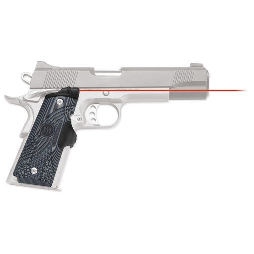 LG-904 Master Series™ Lasergrips® G10 Black/Gray for 1911 Full-Size