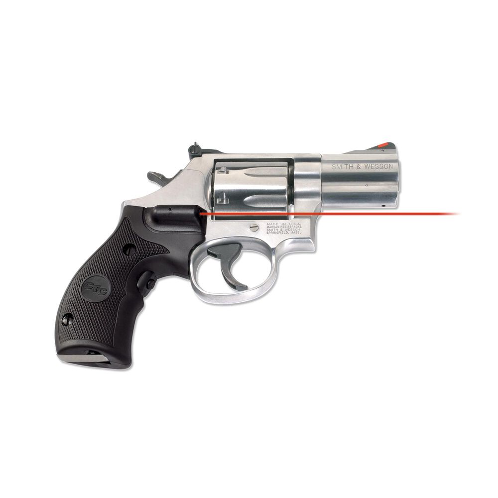 LG-306 Lasergrips® for Smith & Wesson K & L Frames Round Butt and Governor