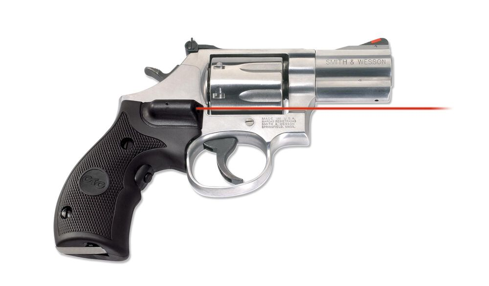 LG-306 Lasergrips® for Smith & Wesson K and L Frames Round Butt