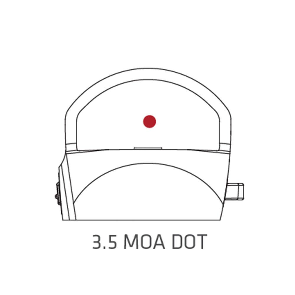 CTS-1300 Compact Open Reflex Sight for Rifles & Shotguns