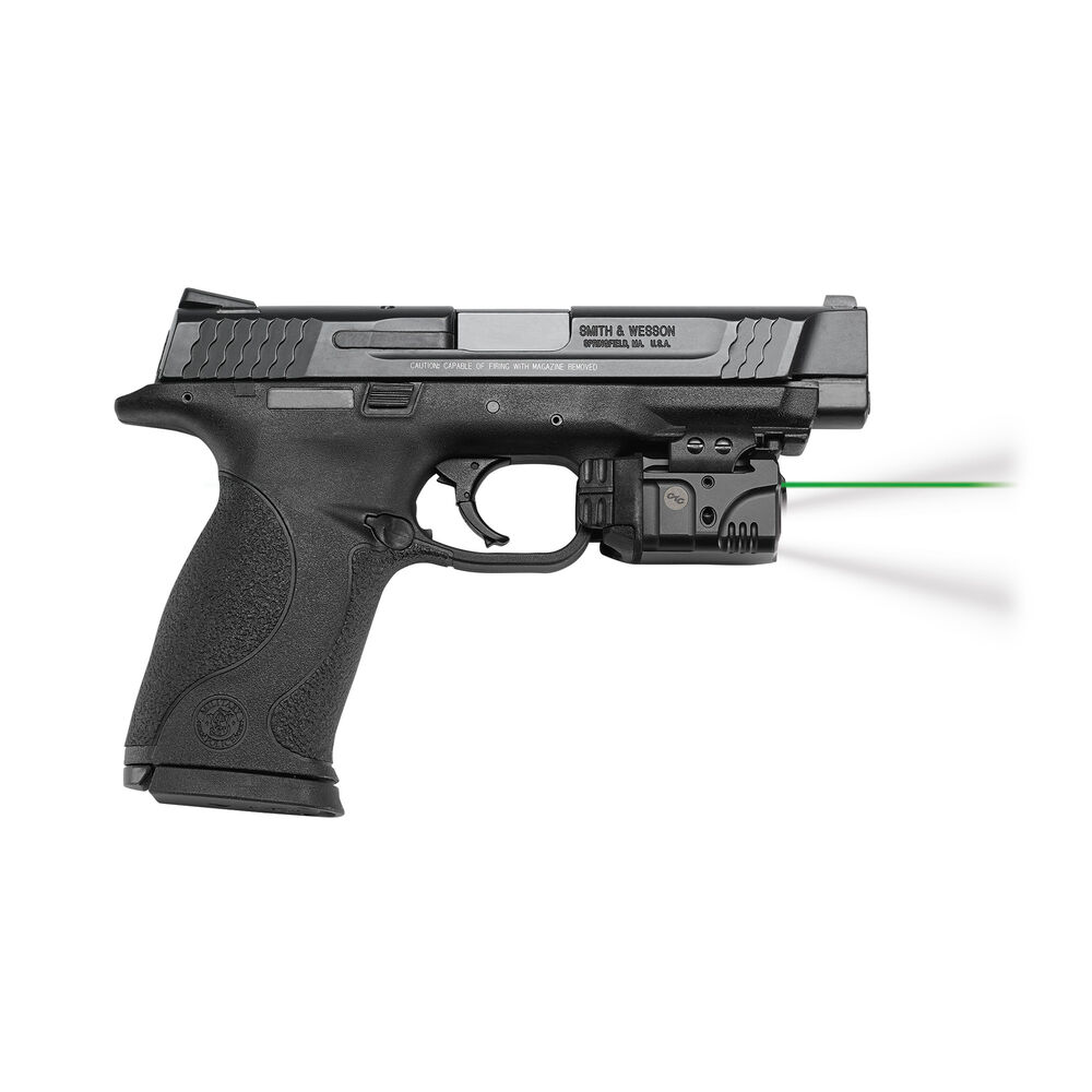 CMR-204 Rail Master® Pro Universal Green Laser Sight & Tactical Light