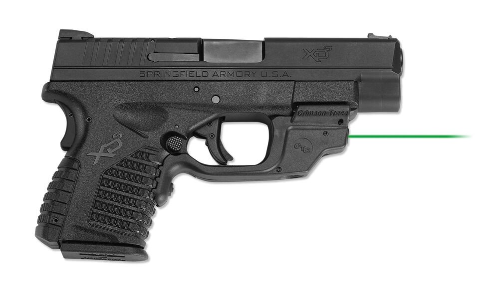 LG-469G Green Laserguard® for Springfield Armory XD-S