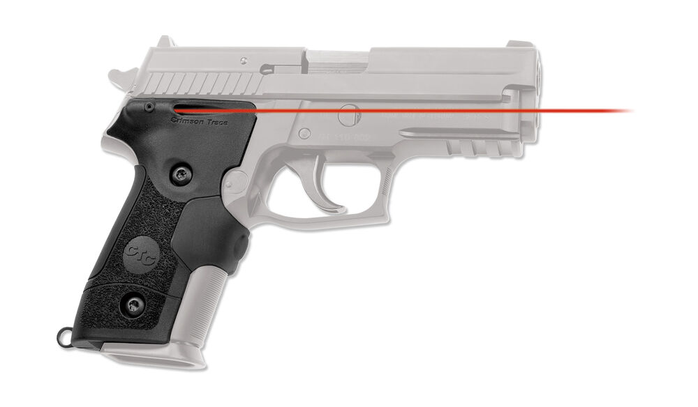 LG-429M MIL-STD Front Activation Lasergrips® for Sig Sauer P228 and P229