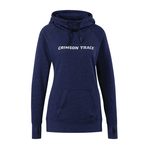Crimson Trace® Women's Tri-Blend Fleece Pullover Hoodie