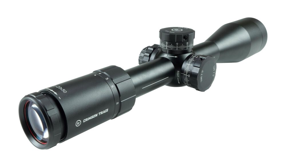 CTL-3420 3-Series™ Tactical Riflescope 4-20x50mm MIL/MIL FFP