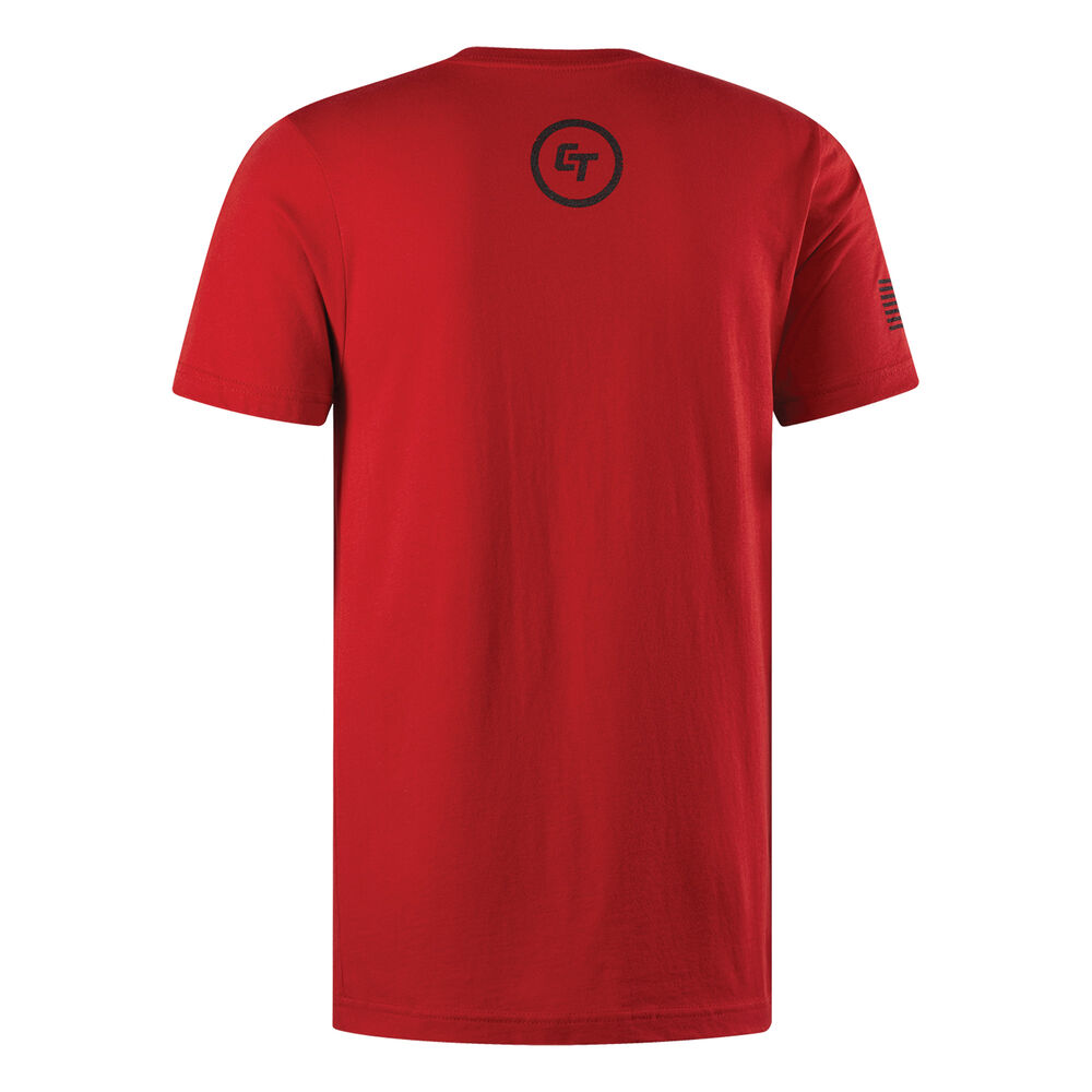 Crimson Trace® Logo Men's Graphic T-Shirt - Small