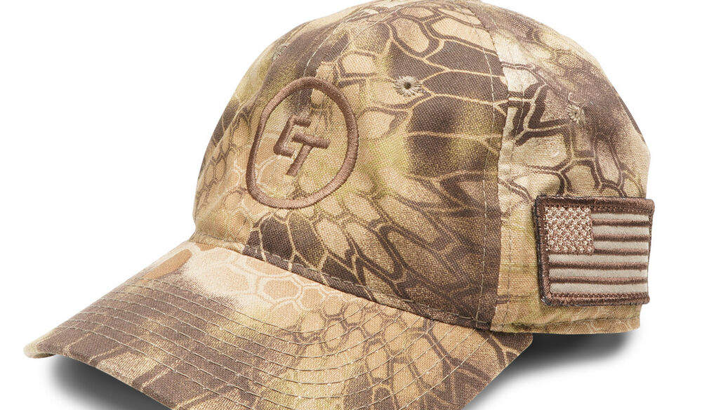 Crimson Trace® Logo Camo Hat
