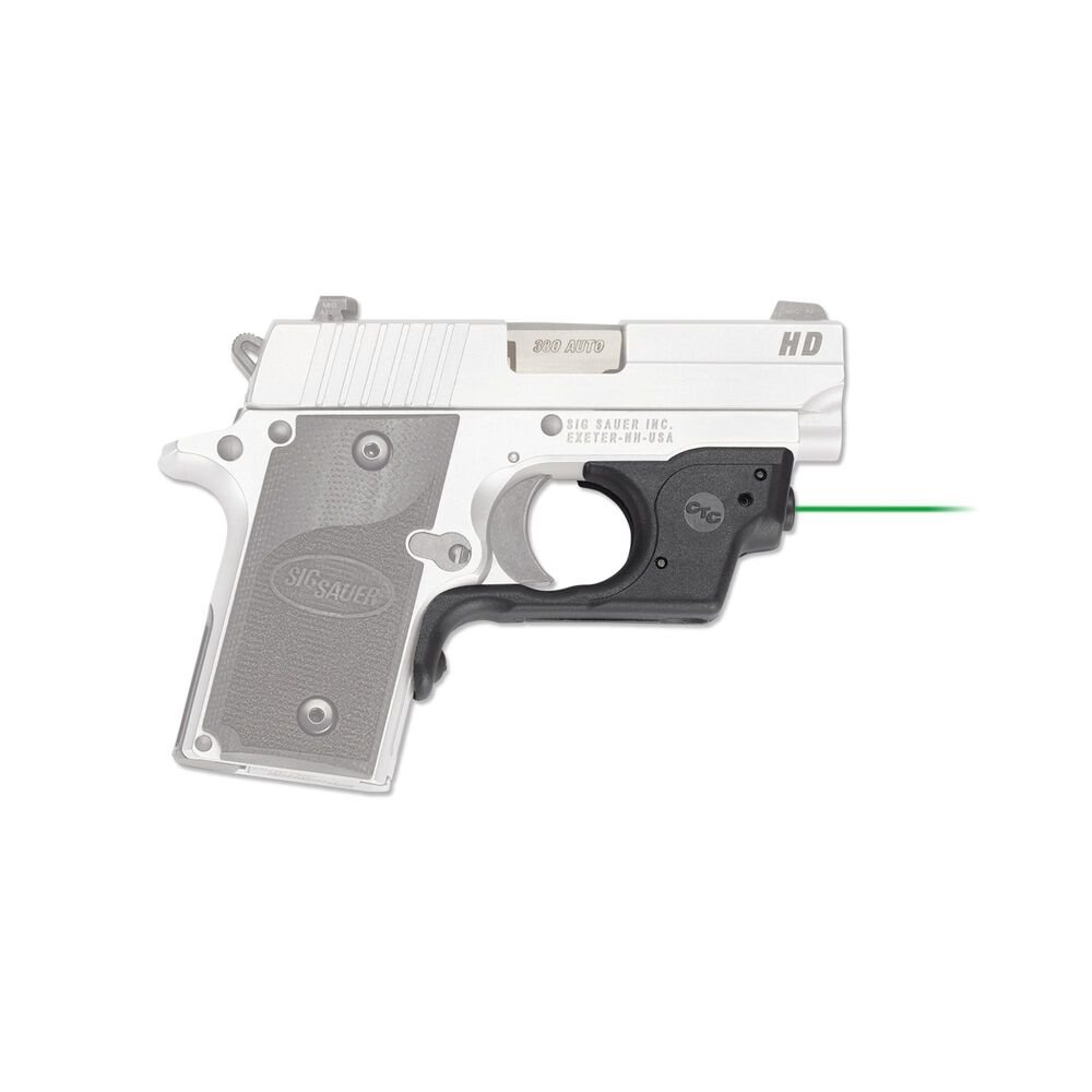 LG-492G Green Laserguard® for Sig Sauer P238 & P938