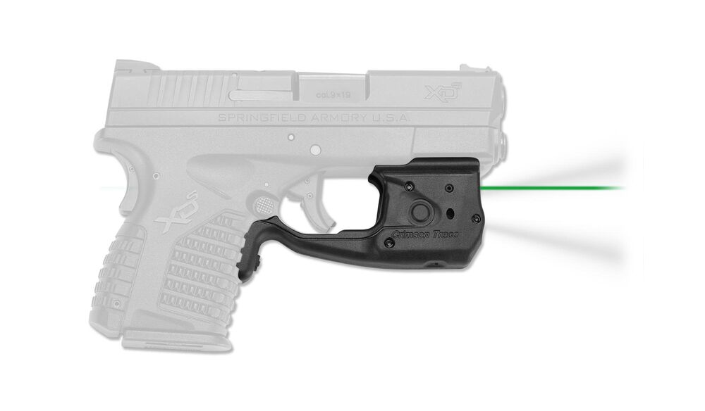 LL-802G Green Laserguard® Pro™ for Springfield Armory XD-S