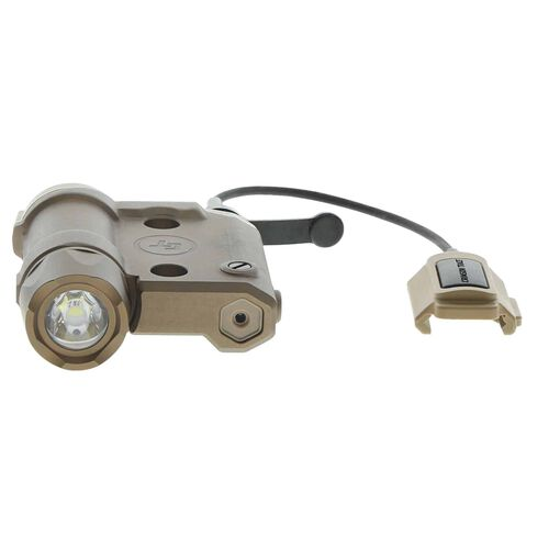 CMR-301 Tan Rail Master® Pro Green Laser Sight & Tactical Light System for AR-Type Rifles