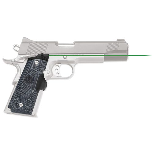 LG-904G Green Master Series™ Lasergrips® G10 Black/Grey for 1911 Full-Size