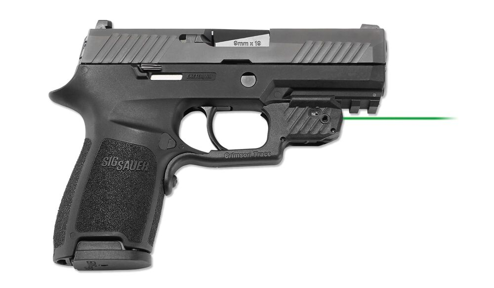 LG-420G Green Laserguard® for Sig Sauer P320, M17, M18
