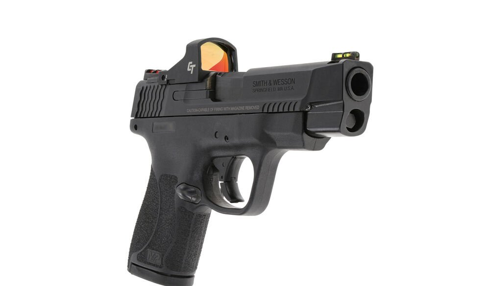CTS-1550 Red Dot Sight