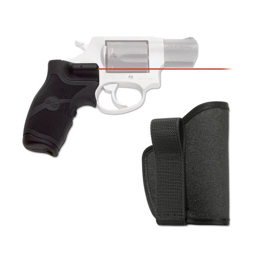 LG-385H Lasergrips® with IWB Holster for Taurus Revolvers (Rubber Overmold)